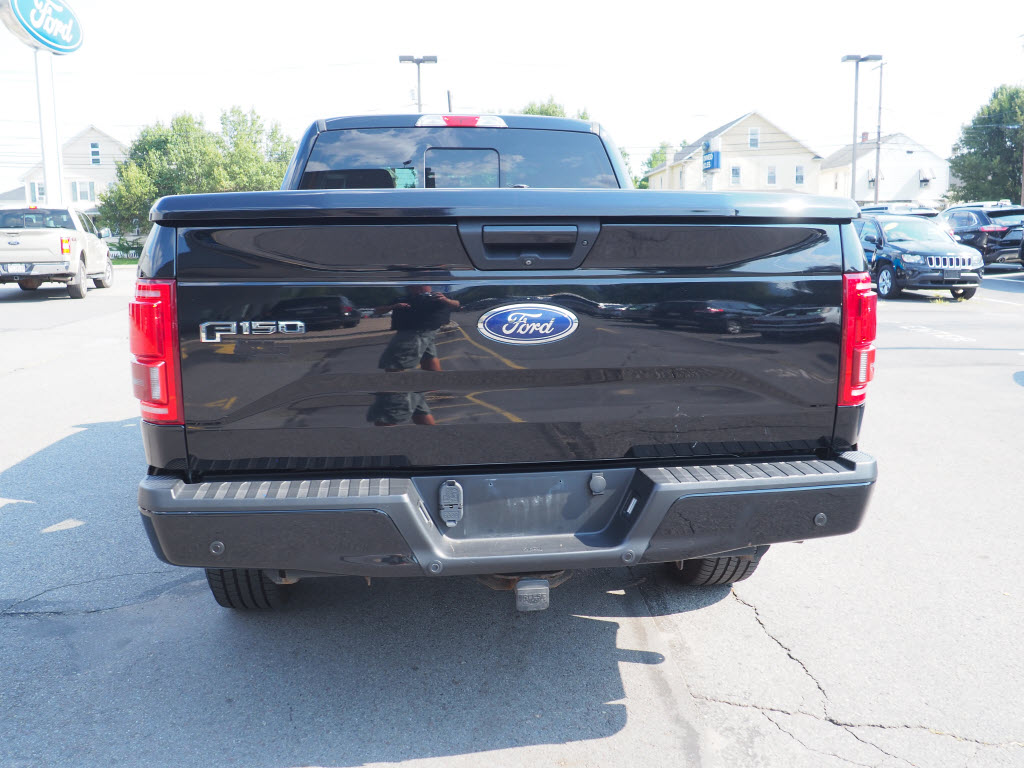 2017 Ford F-150 Super Cab 4x4, Pickup #10715A - photo 5
