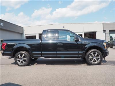 2017 Ford F-150 Super Cab 4x4, Pickup #10715A - photo 3