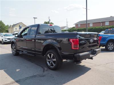 2017 Ford F-150 Super Cab 4x4, Pickup #10715A - photo 6