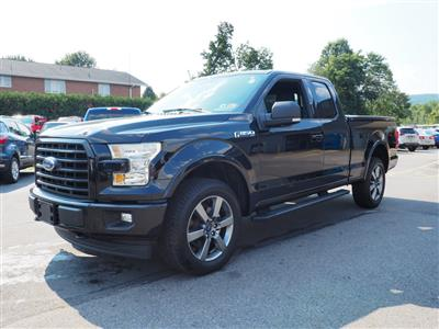 2017 Ford F-150 Super Cab 4x4, Pickup #10715A - photo 8