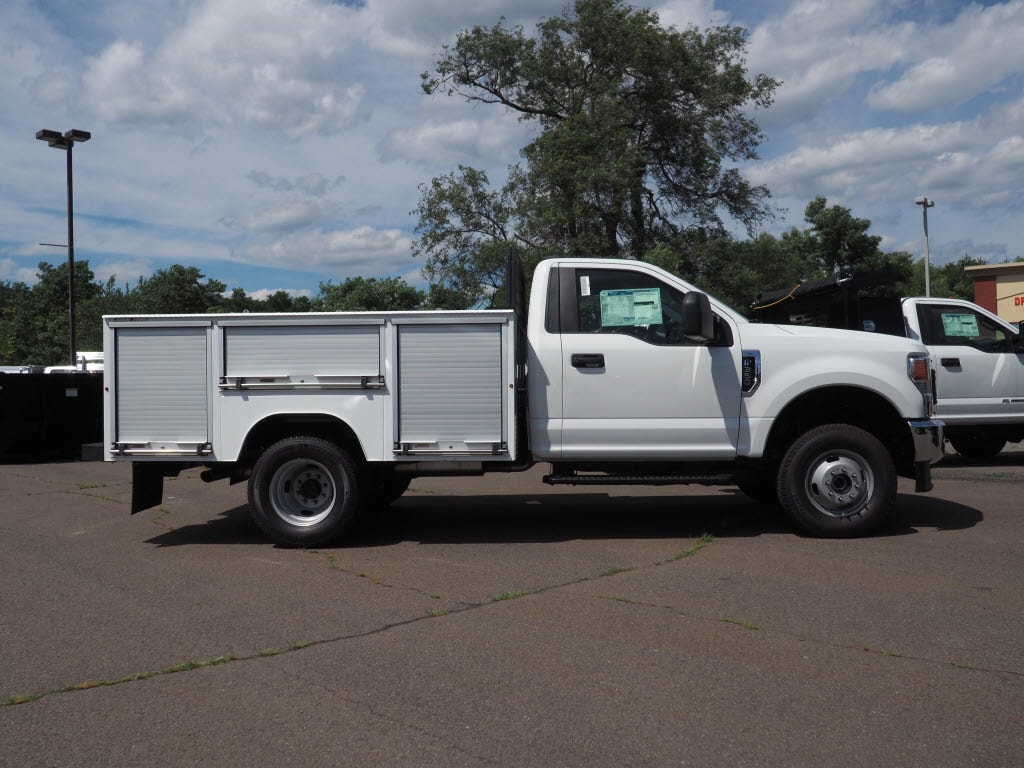 2020 Ford F-350 Regular Cab DRW 4x4, Duramag Service Body #10720T - photo 3