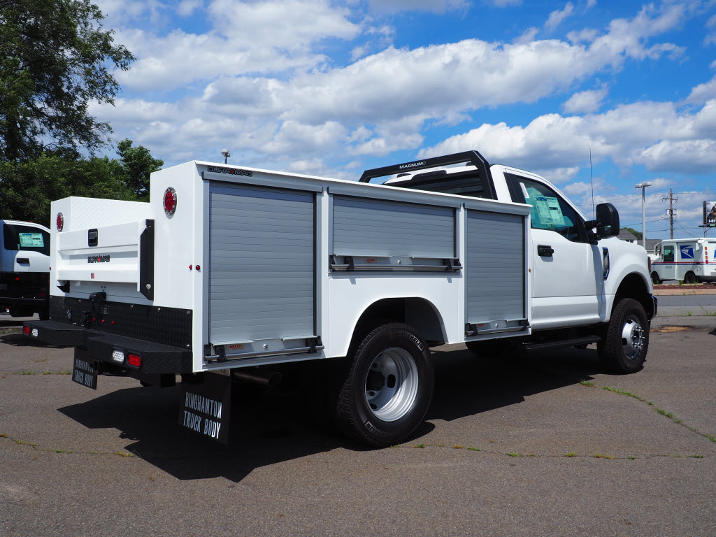 2020 Ford F-350 Regular Cab DRW 4x4, Duramag Service Body #10720T - photo 1