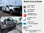 2020 Ford F-350 Regular Cab DRW 4x4, Duramag Service Body #10720T - photo 15