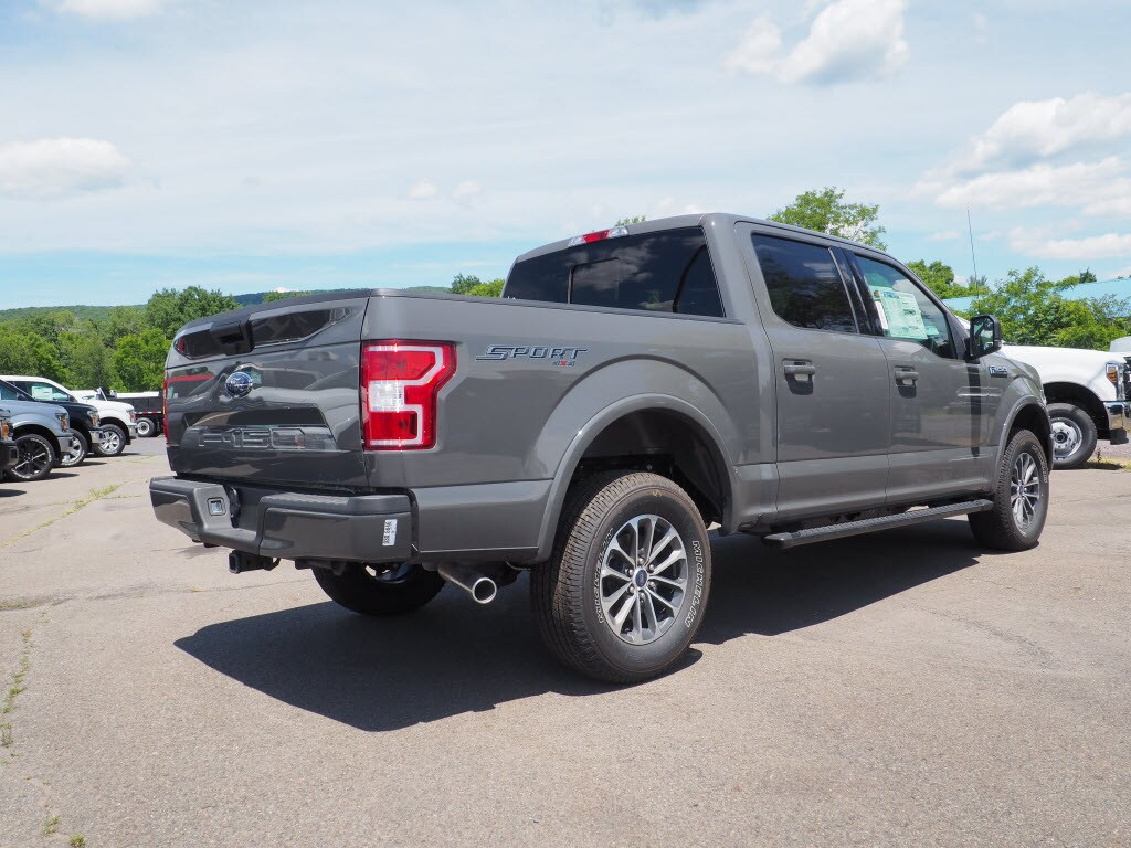 2020 Ford F-150 SuperCrew Cab 4x4, Pickup #10722T - photo 2