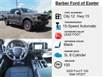 2020 Ford F-150 SuperCrew Cab 4x4, Pickup #10722T - photo 15