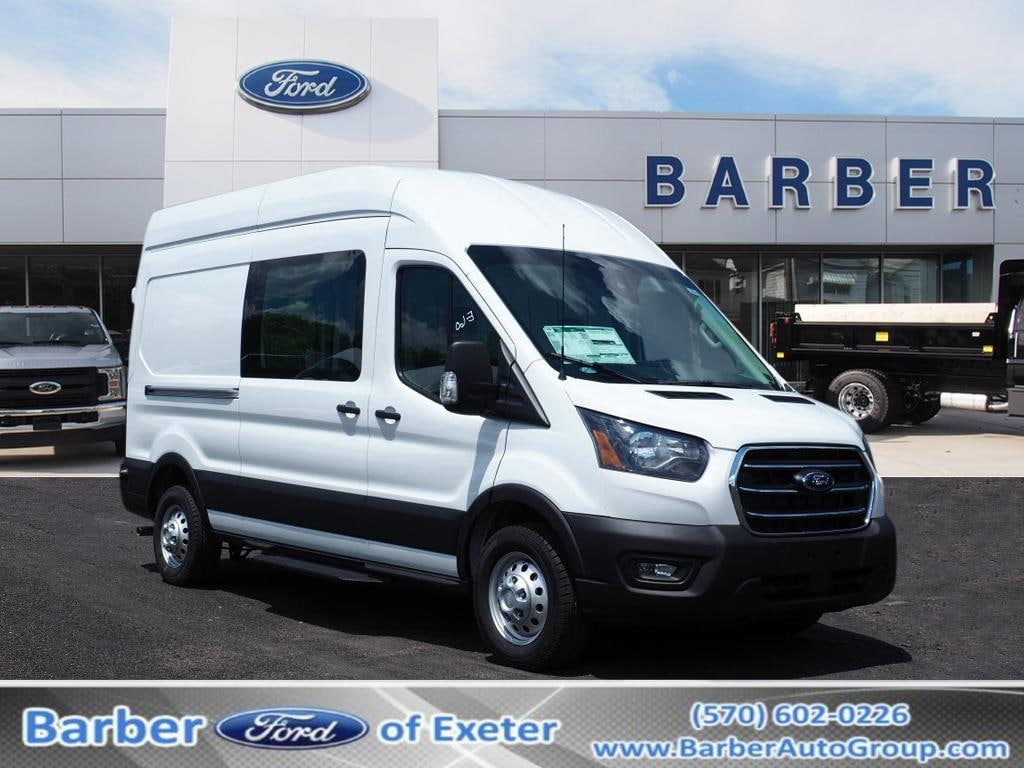 2020 Ford Transit 350 High Roof RWD, Empty Cargo Van #10724T - photo 1