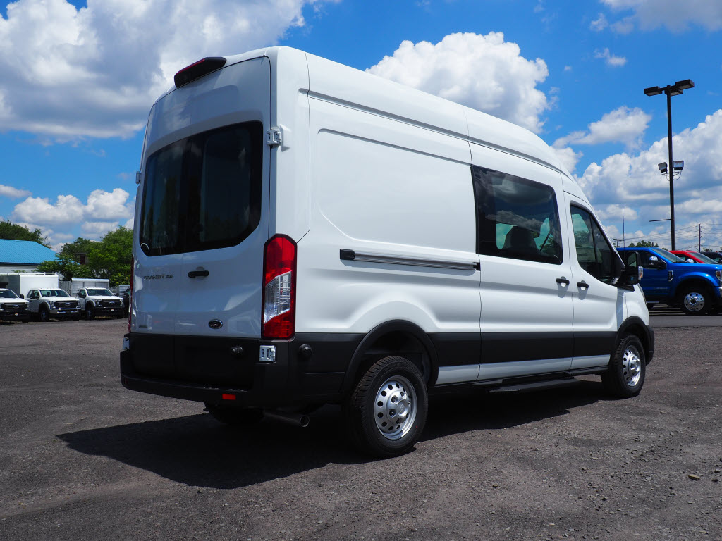 2020 Ford Transit 350 High Roof RWD, Empty Cargo Van #10727T - photo 3