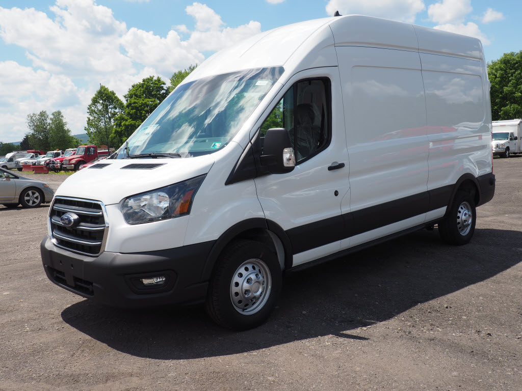 2020 Ford Transit 350 High Roof RWD, Empty Cargo Van #10727T - photo 8