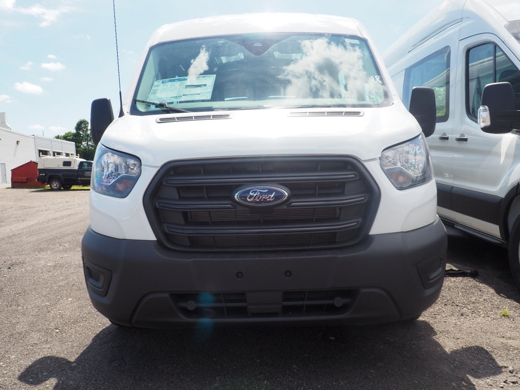2020 Ford Transit 250 Med Roof AWD, Empty Cargo Van #10750T - photo 3