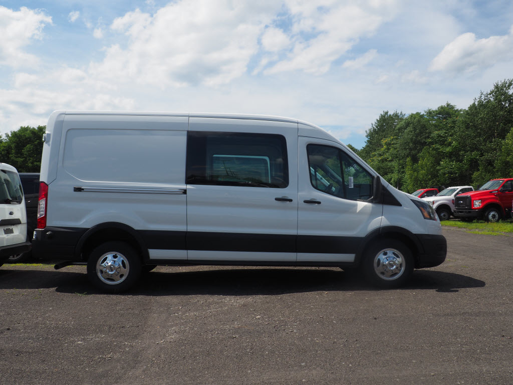 2020 Ford Transit 250 Med Roof AWD, Empty Cargo Van #10750T - photo 4
