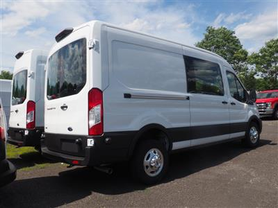 2020 Ford Transit 250 Med Roof AWD, Empty Cargo Van #10750T - photo 2