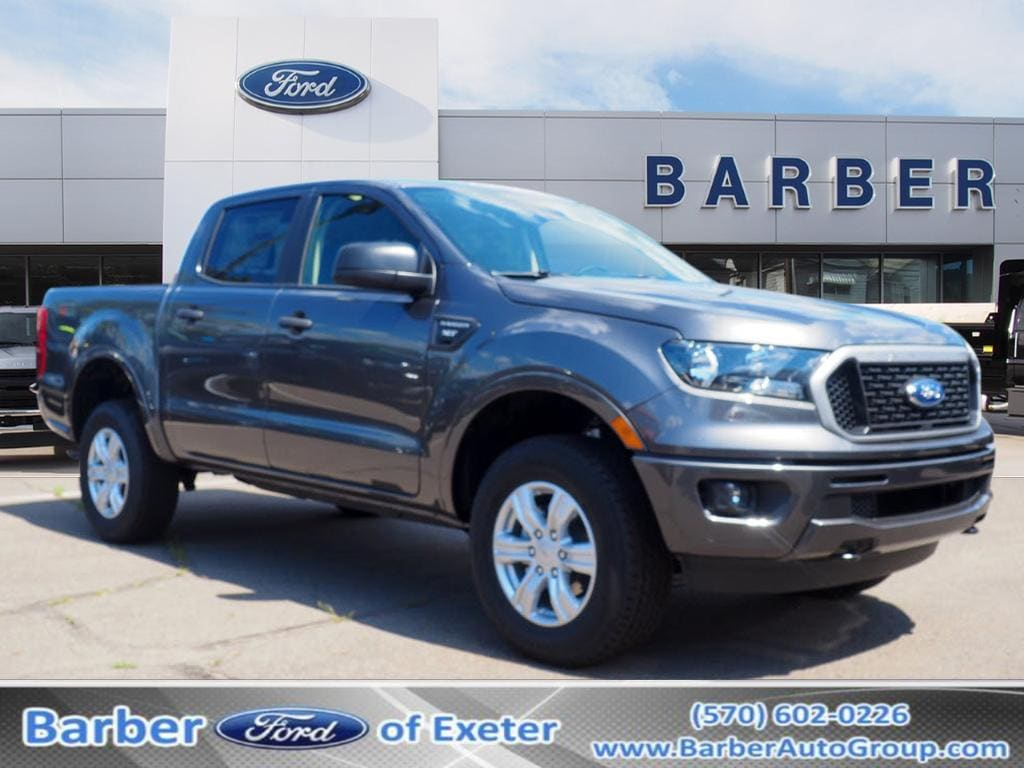 2020 Ford Ranger SuperCrew Cab 4x4, Pickup #10758T - photo 1