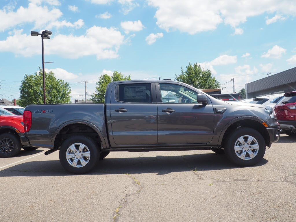 2020 Ford Ranger SuperCrew Cab 4x4, Pickup #10758T - photo 3