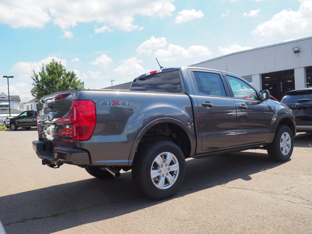 2020 Ford Ranger SuperCrew Cab 4x4, Pickup #10758T - photo 2