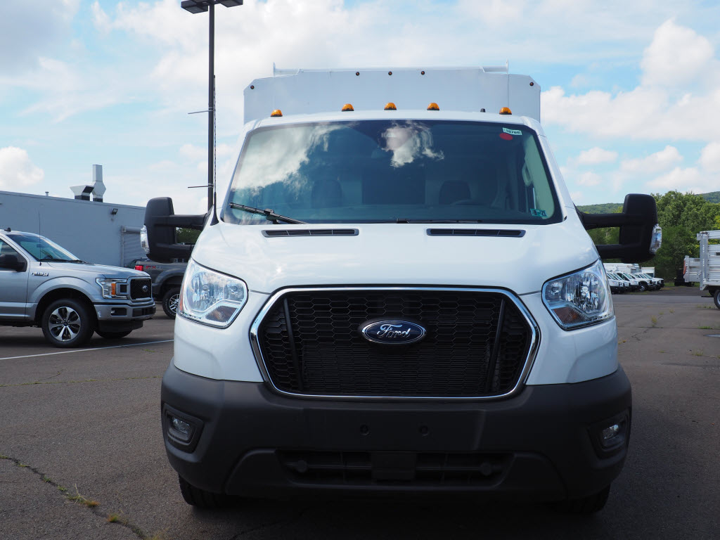 2020 Ford Transit 350 4x2, Reading Aluminum CSV Service Utility Van #10760T - photo 5
