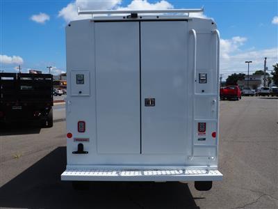 2020 Ford Transit 350 4x2, Reading Aluminum CSV Service Utility Van #10760T - photo 8
