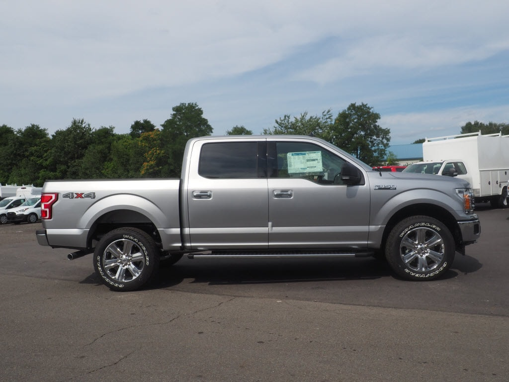 2020 Ford F-150 SuperCrew Cab 4x4, Pickup #10785T - photo 3