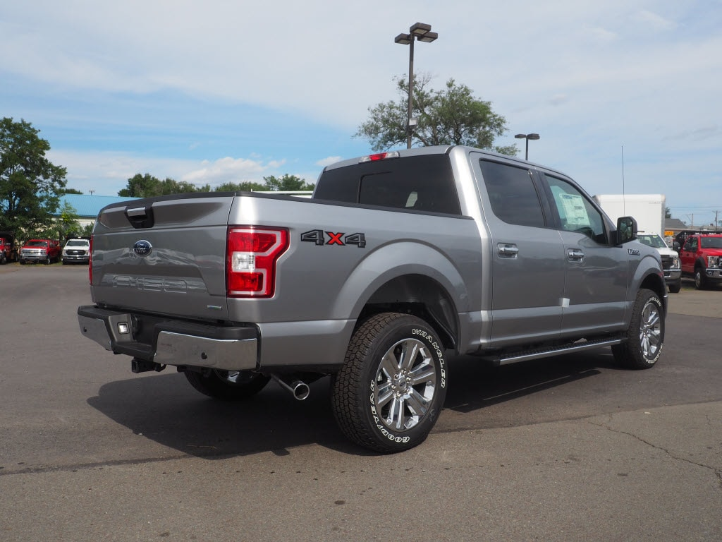 2020 Ford F-150 SuperCrew Cab 4x4, Pickup #10785T - photo 2