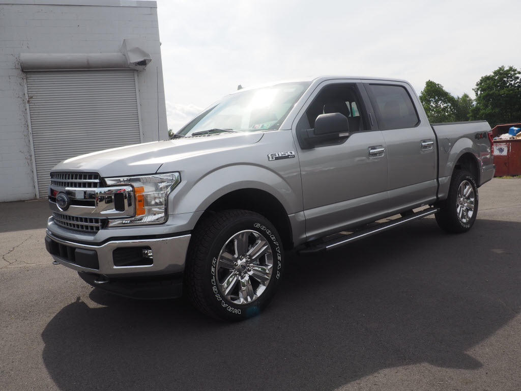 2020 Ford F-150 SuperCrew Cab 4x4, Pickup #10785T - photo 8