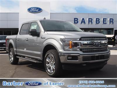 2020 Ford F-150 SuperCrew Cab 4x4, Pickup #10785T - photo 1