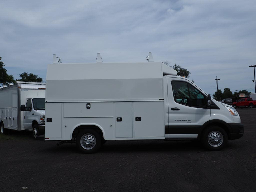 2020 Ford Transit 350 AWD, Knapheide KUV Service Utility Van #10791T - photo 3