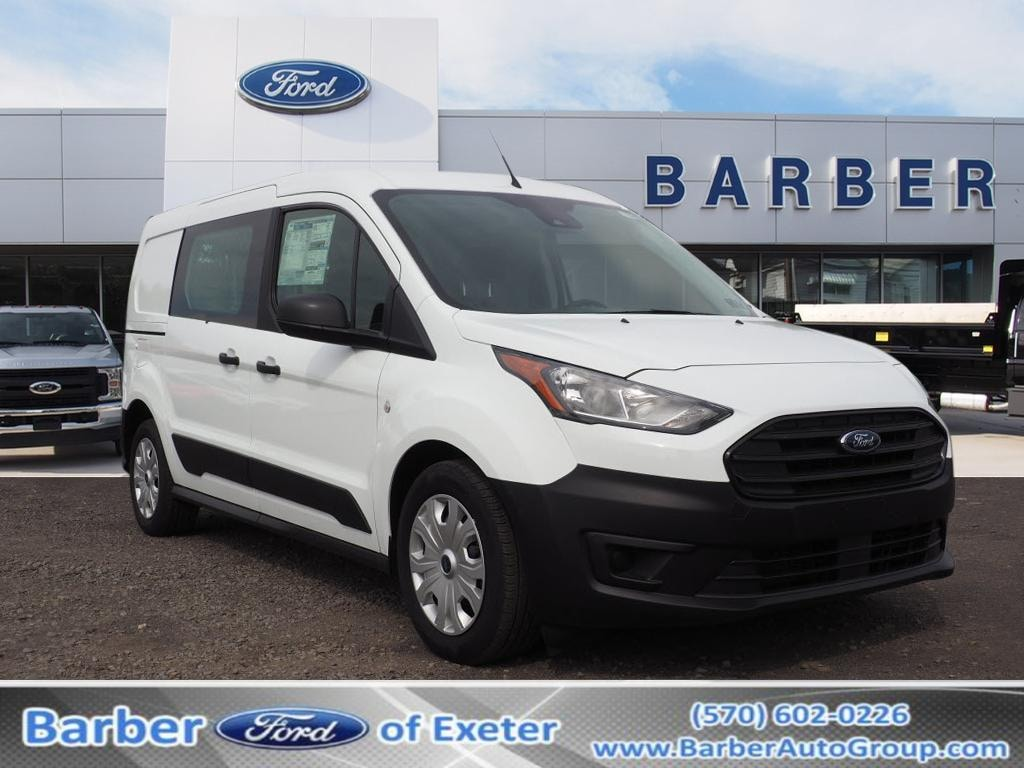 2021 Ford Transit Connect FWD, Empty Cargo Van #10794T - photo 1