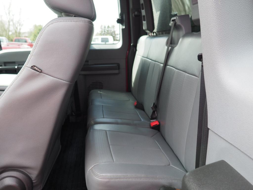 2013 F-550 Super Cab DRW 4x4, Dump Body #P4809B - photo 10