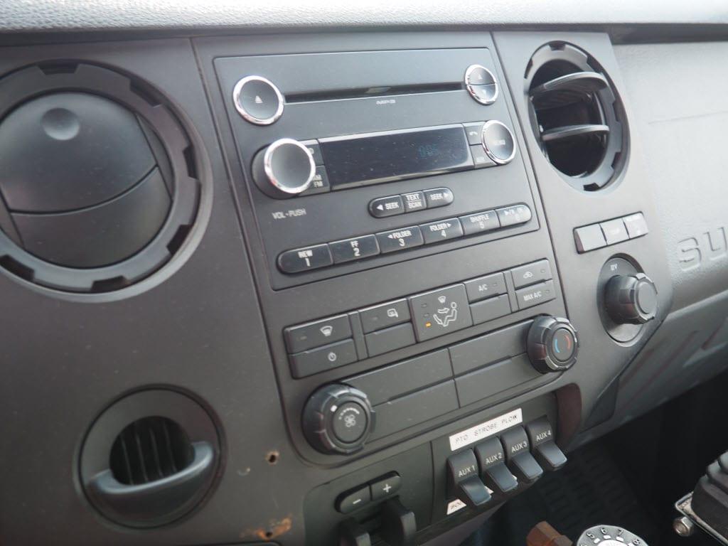 2013 F-550 Super Cab DRW 4x4, Dump Body #P4809B - photo 12