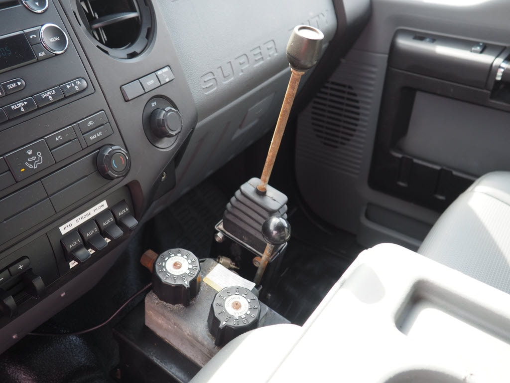 2013 Ford F-550 Super Cab DRW 4x4, Dump Body #P4809B - photo 14
