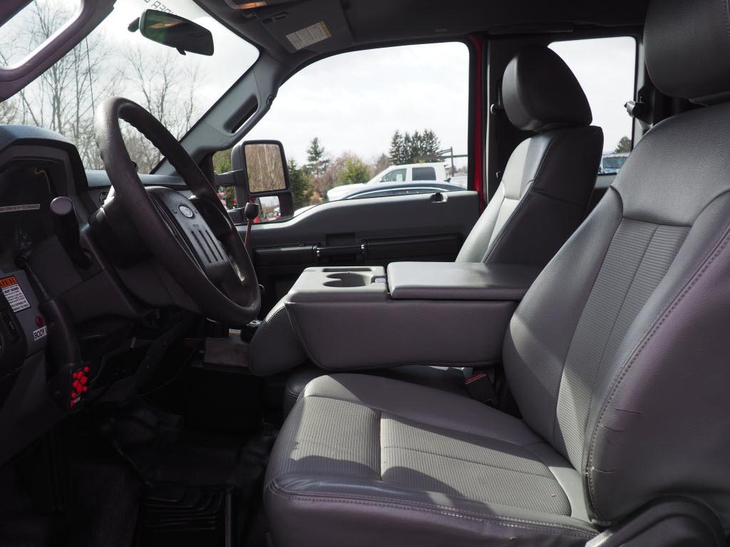 2013 F-550 Super Cab DRW 4x4, Dump Body #P4809B - photo 16