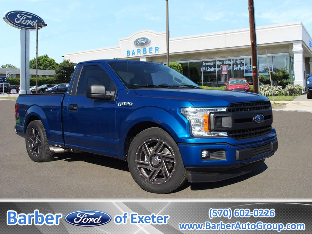 2018 F-150 Regular Cab 4x2,  Pickup #9286T - photo 1