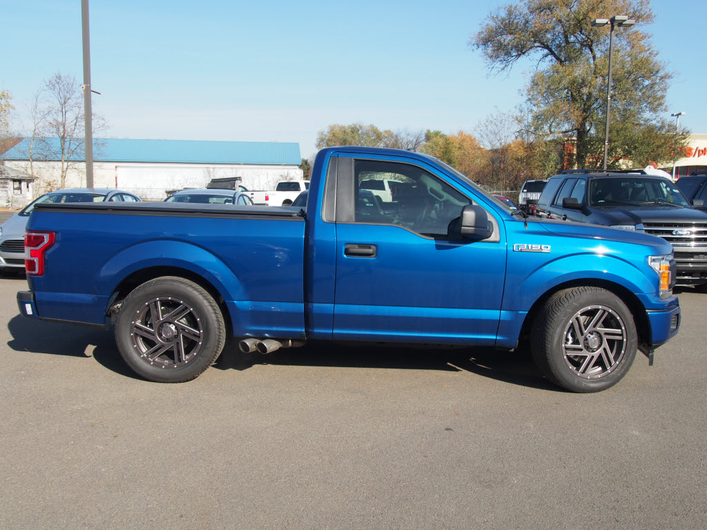 2018 F-150 Regular Cab 4x2,  Pickup #9286T - photo 8