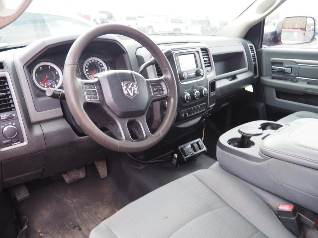 2014 Ram 3500 Regular Cab DRW 4x4, Platform Body #9417B - photo 14