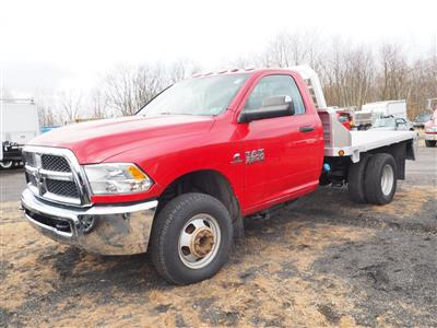 2014 Ram 3500 Regular Cab DRW 4x4, Platform Body #9417B - photo 6