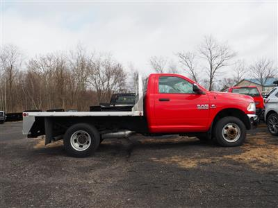 2014 Ram 3500 Regular Cab DRW 4x4, Platform Body #9417B - photo 7