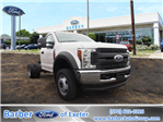 2018 F-550 Regular Cab DRW 4x4,  Cab Chassis #9453T - photo 1