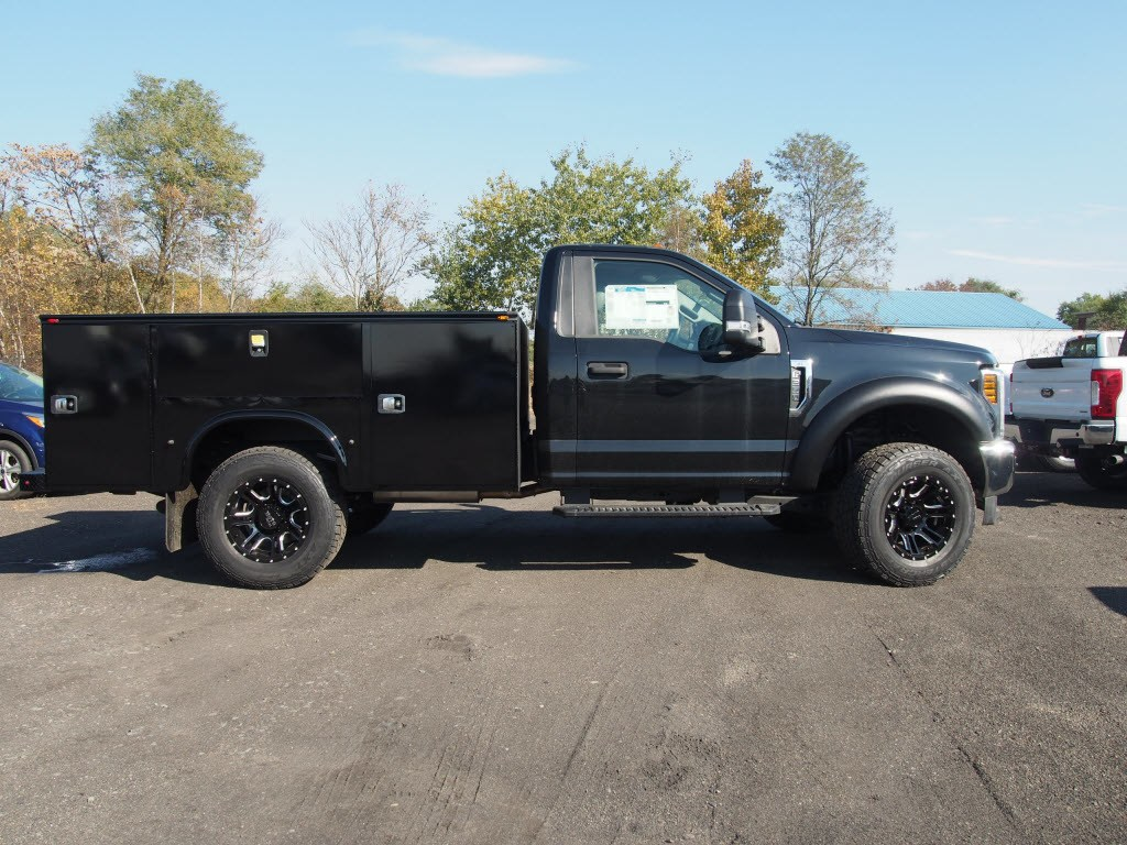 2018 F-350 Regular Cab 4x4,  Service Body #9466T - photo 3