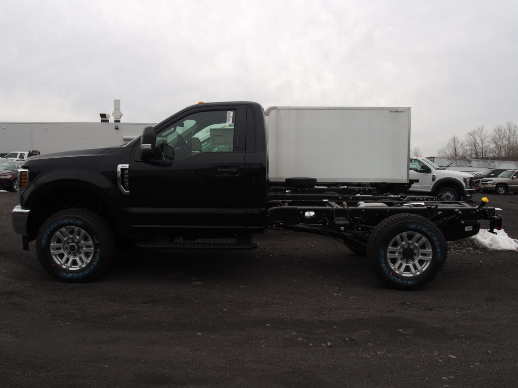 2018 F-350 Regular Cab 4x4,  Cab Chassis #9501T - photo 5
