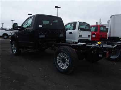 2018 F-350 Regular Cab 4x4,  Cab Chassis #9501T - photo 6