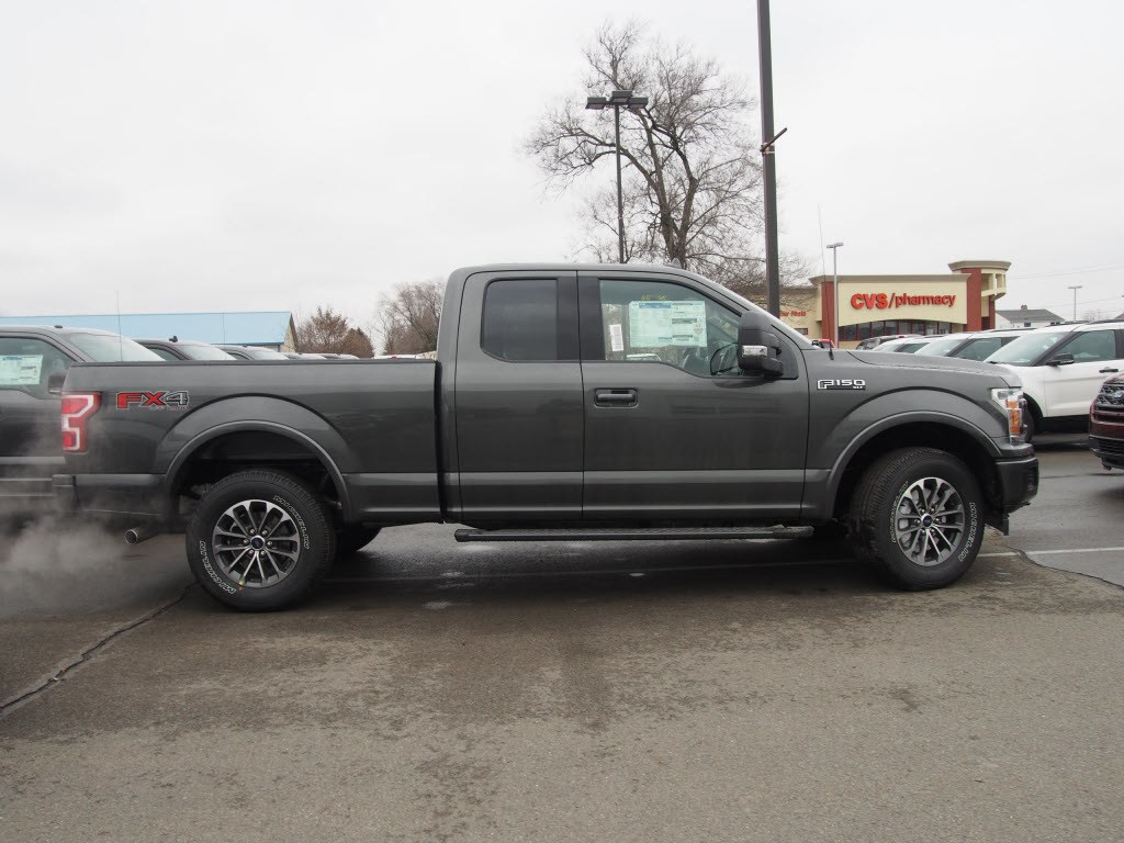 2018 F-150 Super Cab 4x4,  Pickup #9506T - photo 8
