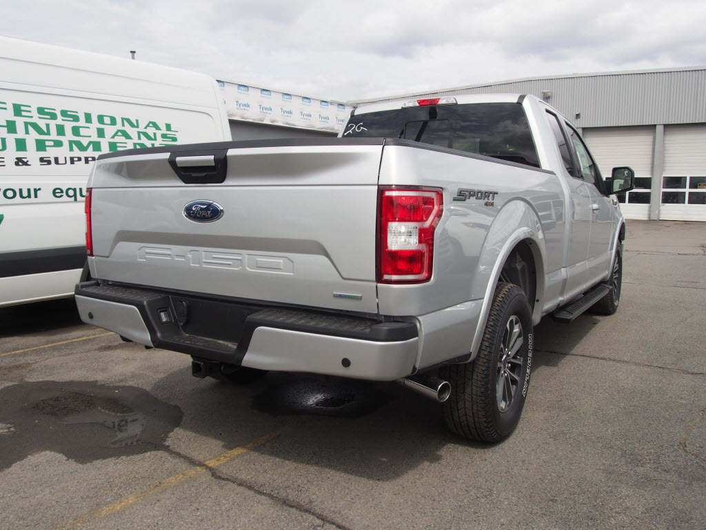 2018 F-150 Super Cab 4x4,  Pickup #9514T - photo 2