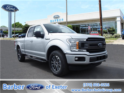 2018 F-150 Super Cab 4x4,  Pickup #9514T - photo 1