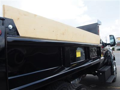 2018 F-650 Regular Cab DRW 4x2,  Galion 100U Dump Body #9516T - photo 7