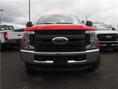 2018 F-450 Super Cab DRW 4x4,  Cab Chassis #9532T - photo 4