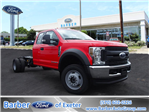 2018 F-450 Super Cab DRW 4x4,  Cab Chassis #9532T - photo 1