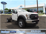 2018 F-550 Regular Cab DRW 4x4,  Cab Chassis #9549T - photo 1