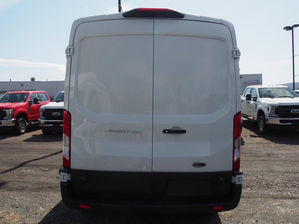 2018 Transit 250 Med Roof 4x2,  Empty Cargo Van #9567T - photo 7