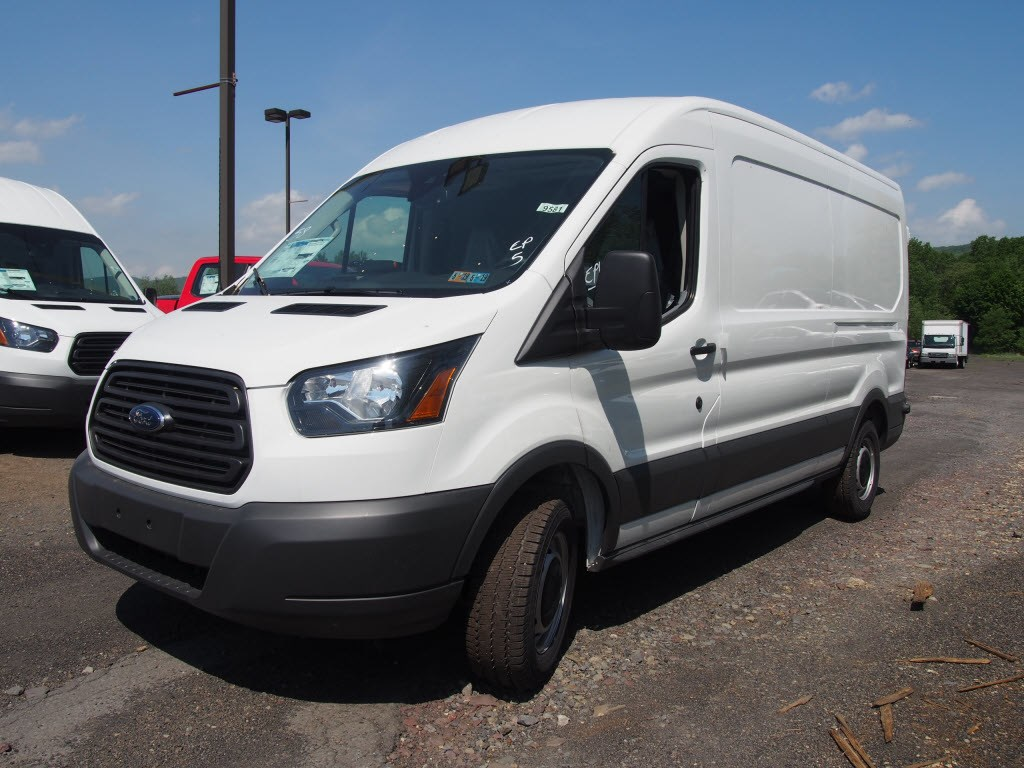 2018 Transit 250 Med Roof 4x2,  Empty Cargo Van #9581T - photo 4