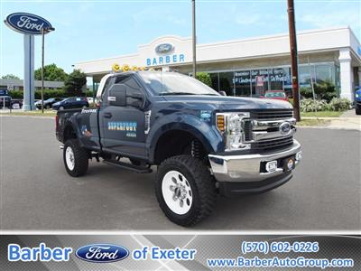 2018 F-250 Regular Cab 4x4,  Pickup #9593T - photo 1