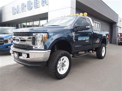 2018 F-250 Regular Cab 4x4,  Pickup #9593T - photo 4